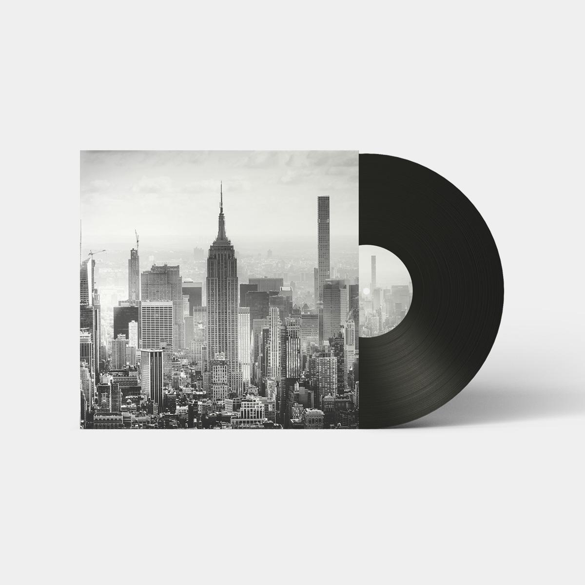 mockup vinyl